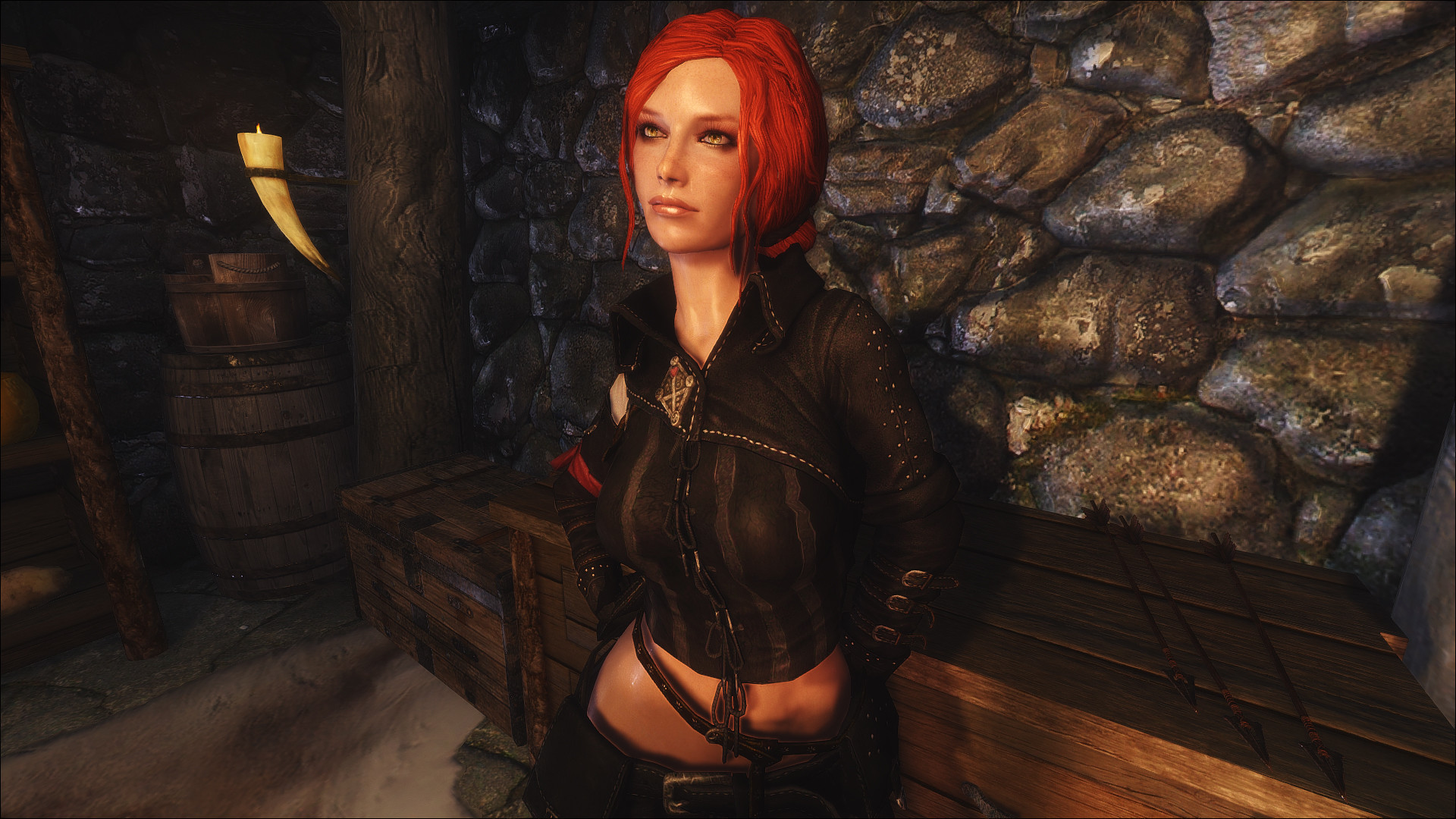 Triss Merigold HD Wallpapers Free Desktop Images and Photos · The Witcher  …