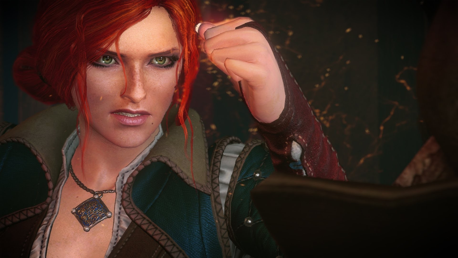 the witcher 3 wild hunt triss merigold Wallpapers HD / Desktop and Mobile  Backgrounds