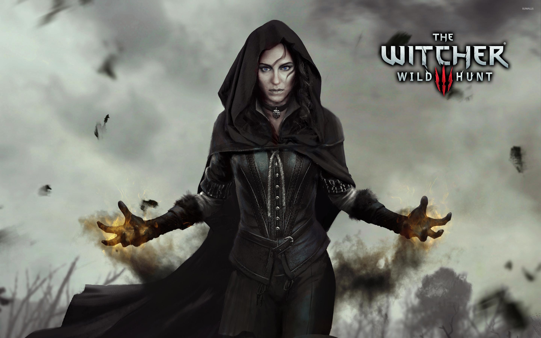 Yennefer of Vengerberg – The Witcher 3: Wild Hunt wallpaper jpg