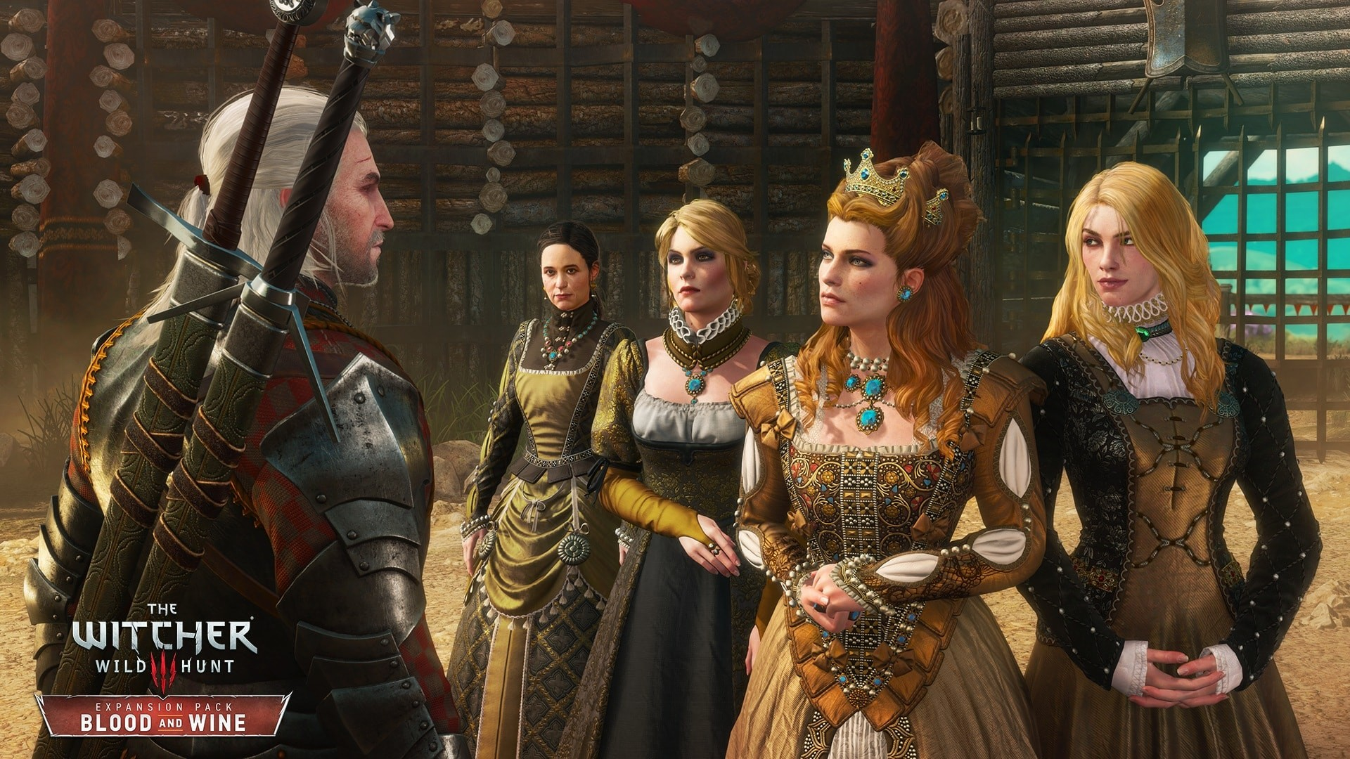 The Witcher 3 Wild Hunt – Blood and Wine Pictures
