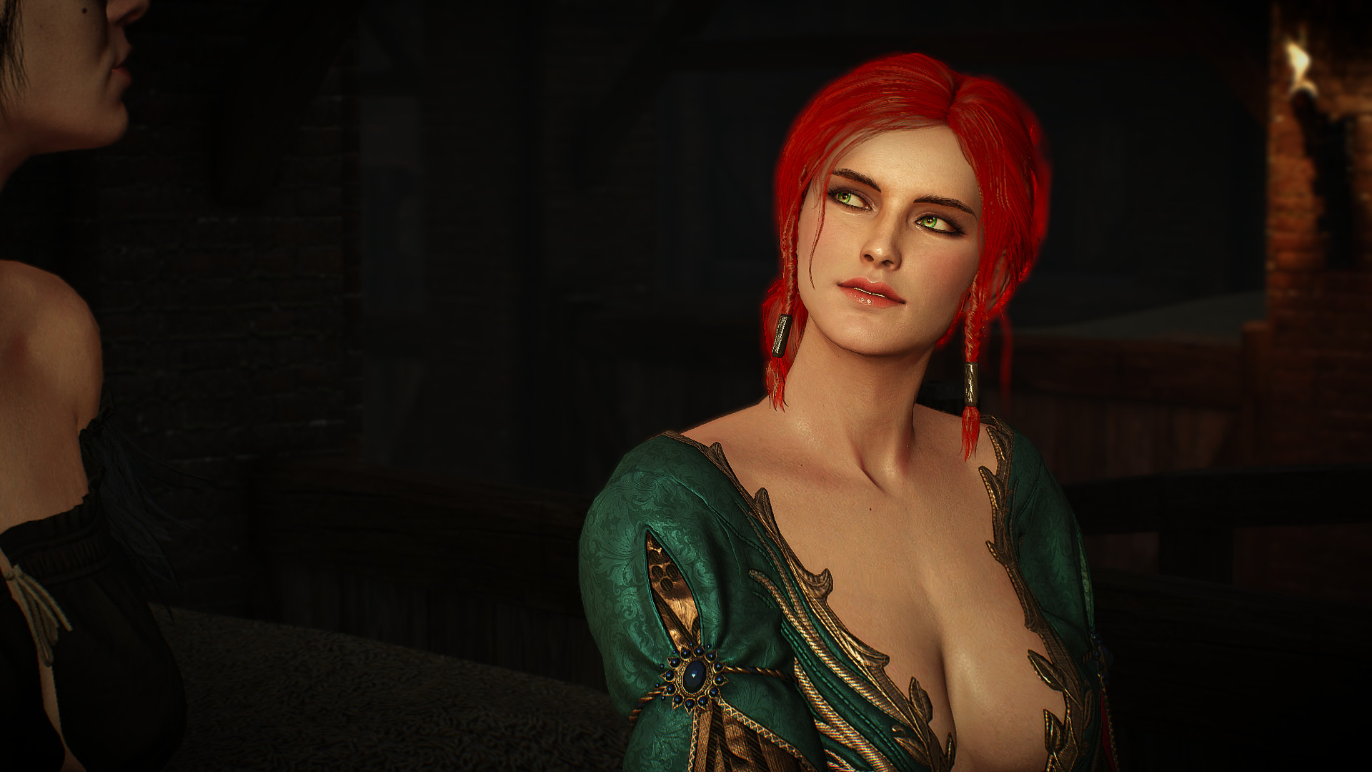 Alternative look for Ciri Yennefer and Triss at The Witcher 3 Nexus – Mods  and community