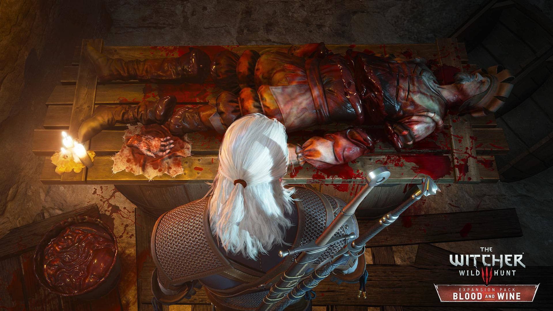 The Witcher : Wild Hunt Wallpapers Images Photos Pictures Backgrounds  1920×1080 The Witcher 3