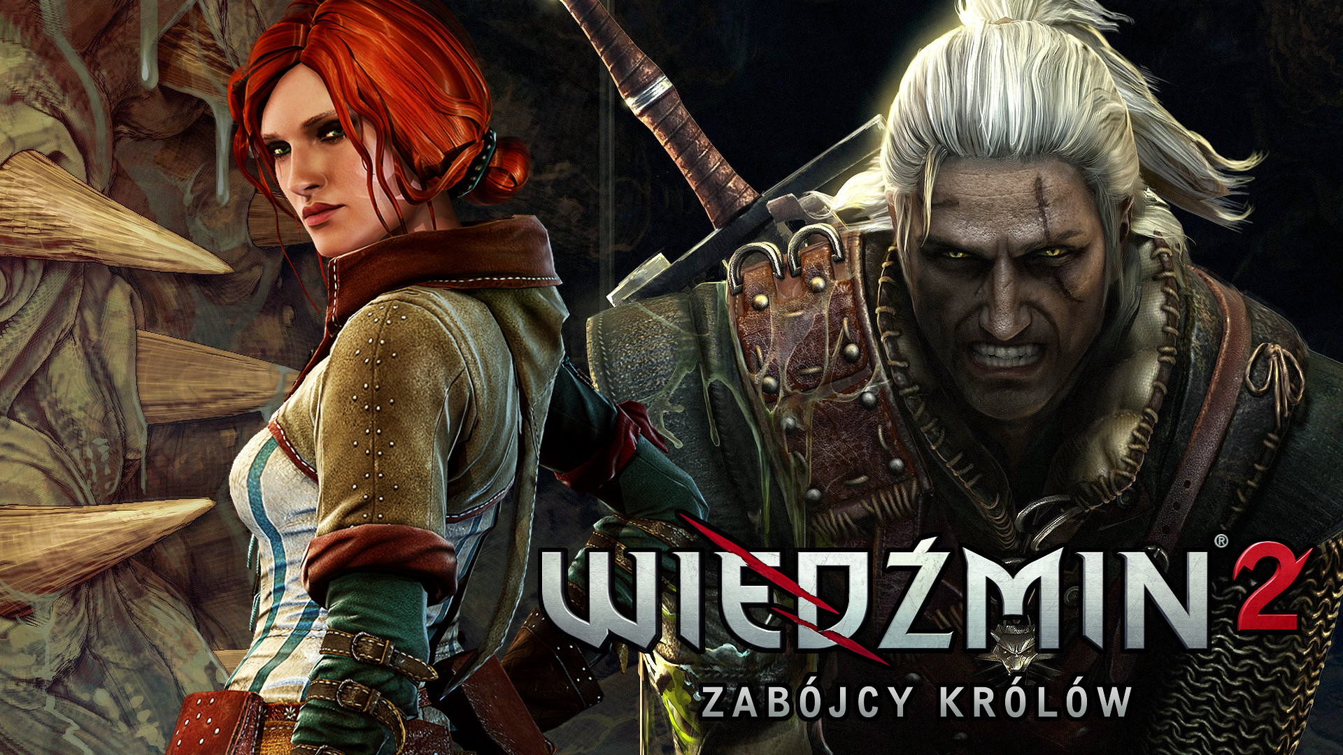 Video Game – The Witcher 2: Assassins Of Kings Triss Merigold Wallpaper