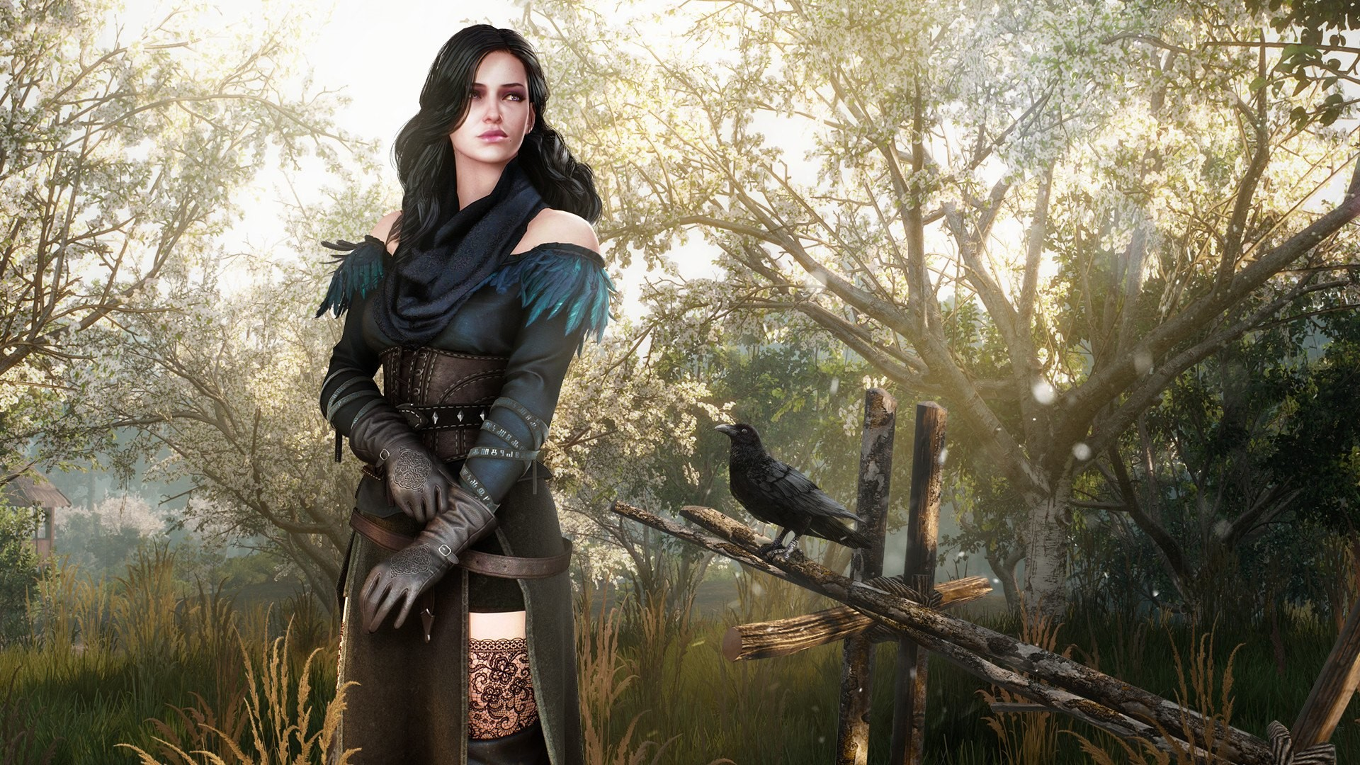 Yennefer is also getting an expanded romance