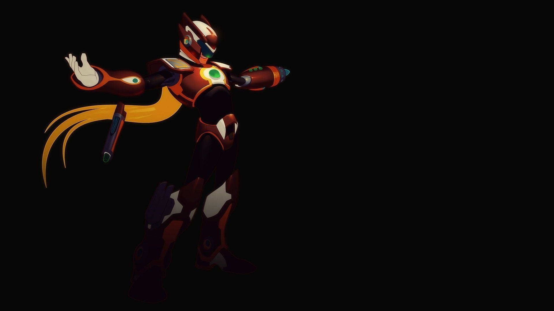 Proto Man Mega Man Black wallpaper | | 78900 | WallpaperUP
