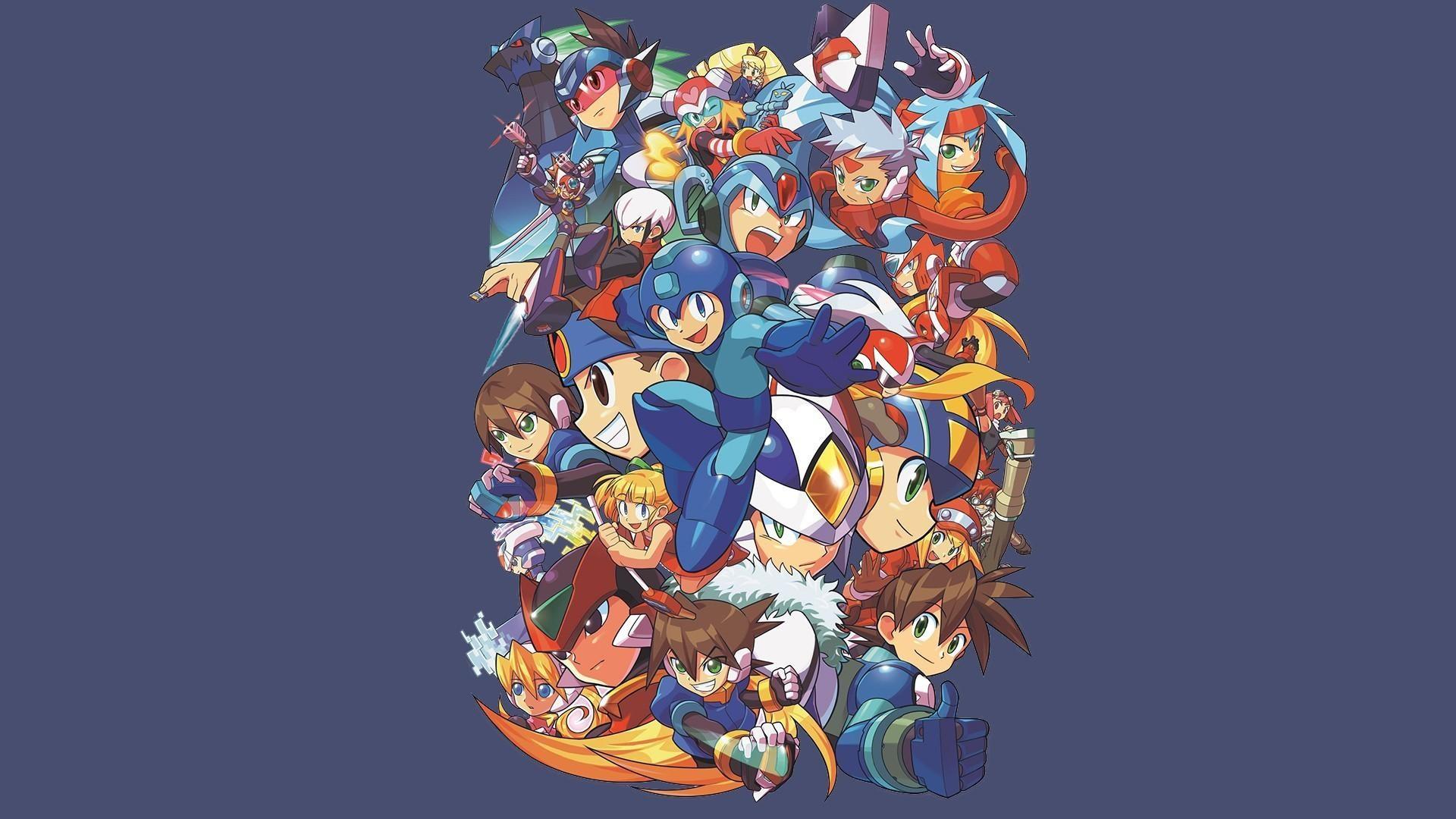 Mega man wallpaper | (80280)