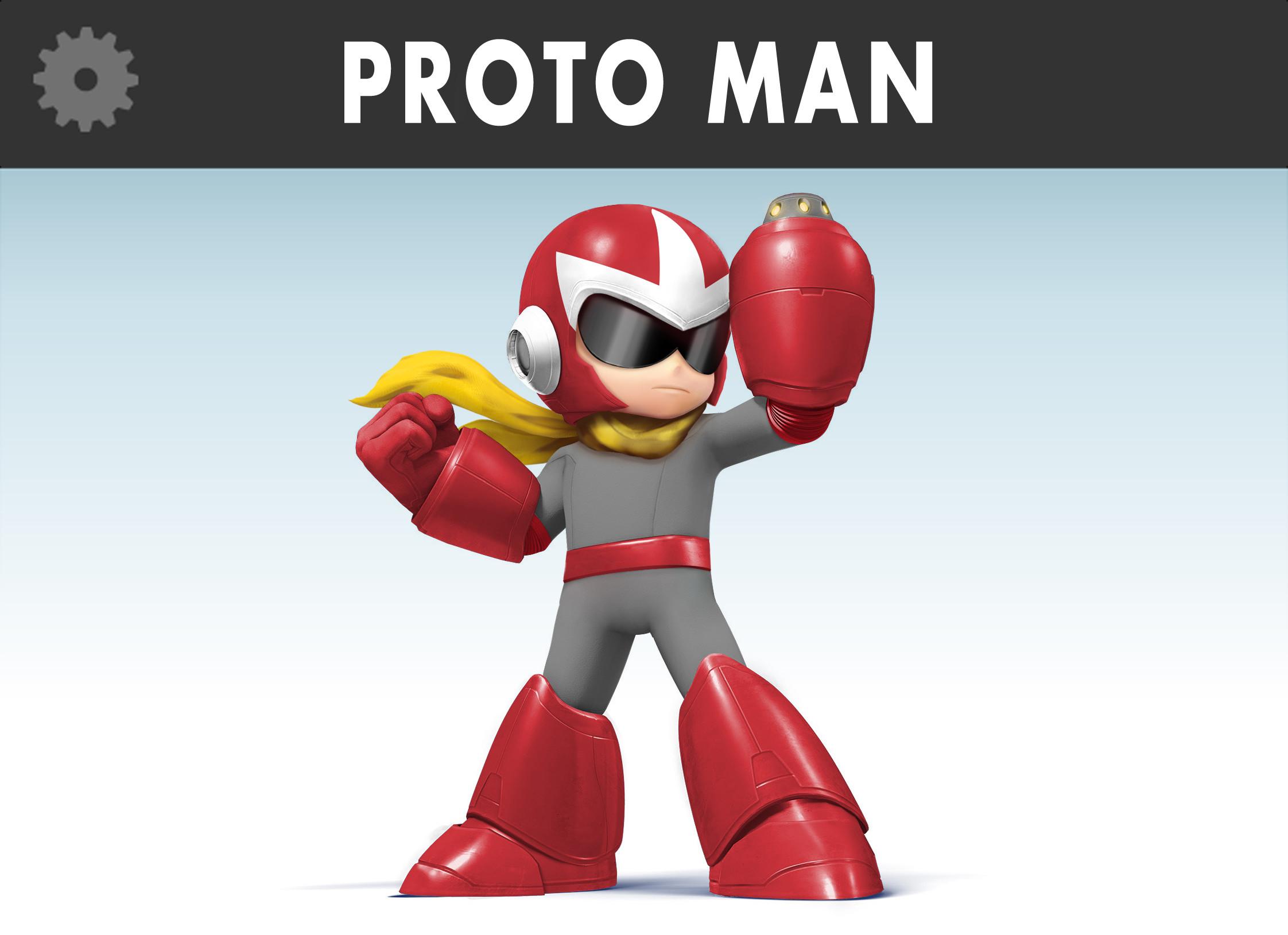 … Megaman – Protoman alt by Pavlovs-Walrus
