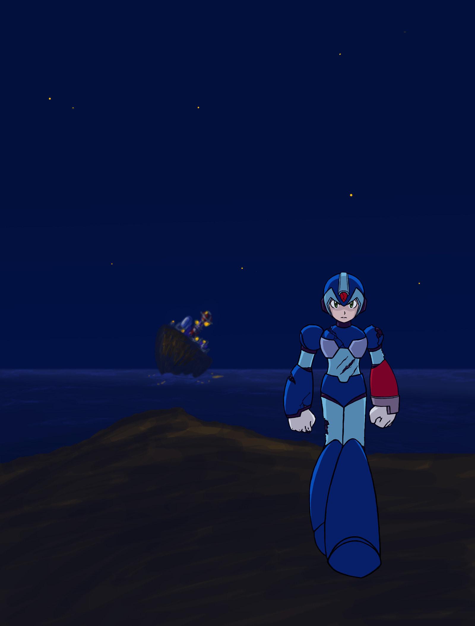 Megaman X Tribute by Camilo-sama on DeviantArt
