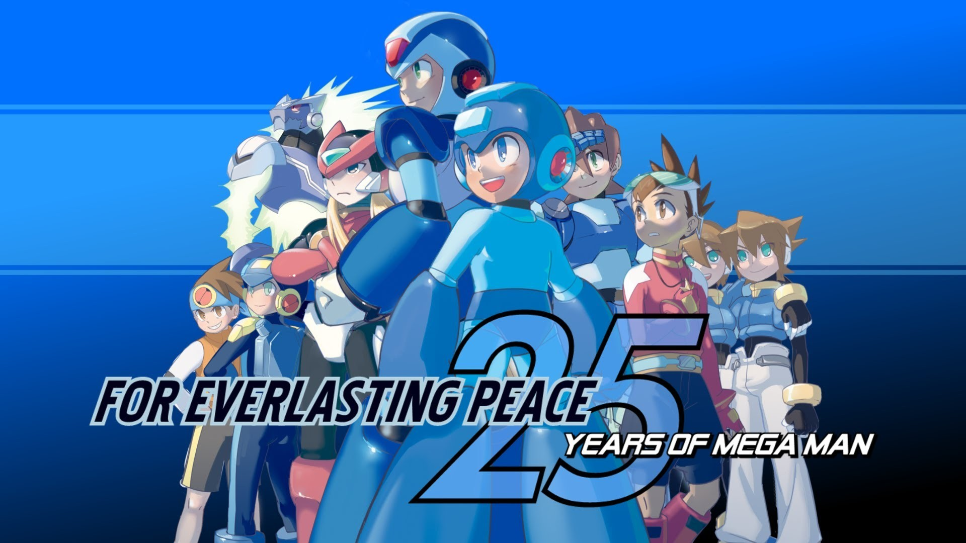 For Everlasting Peace: 25 Years of Mega Man, An OC ReMix Album – YouTube