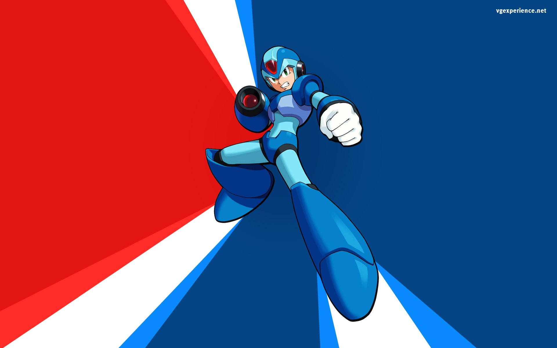 Mega Man 1080p