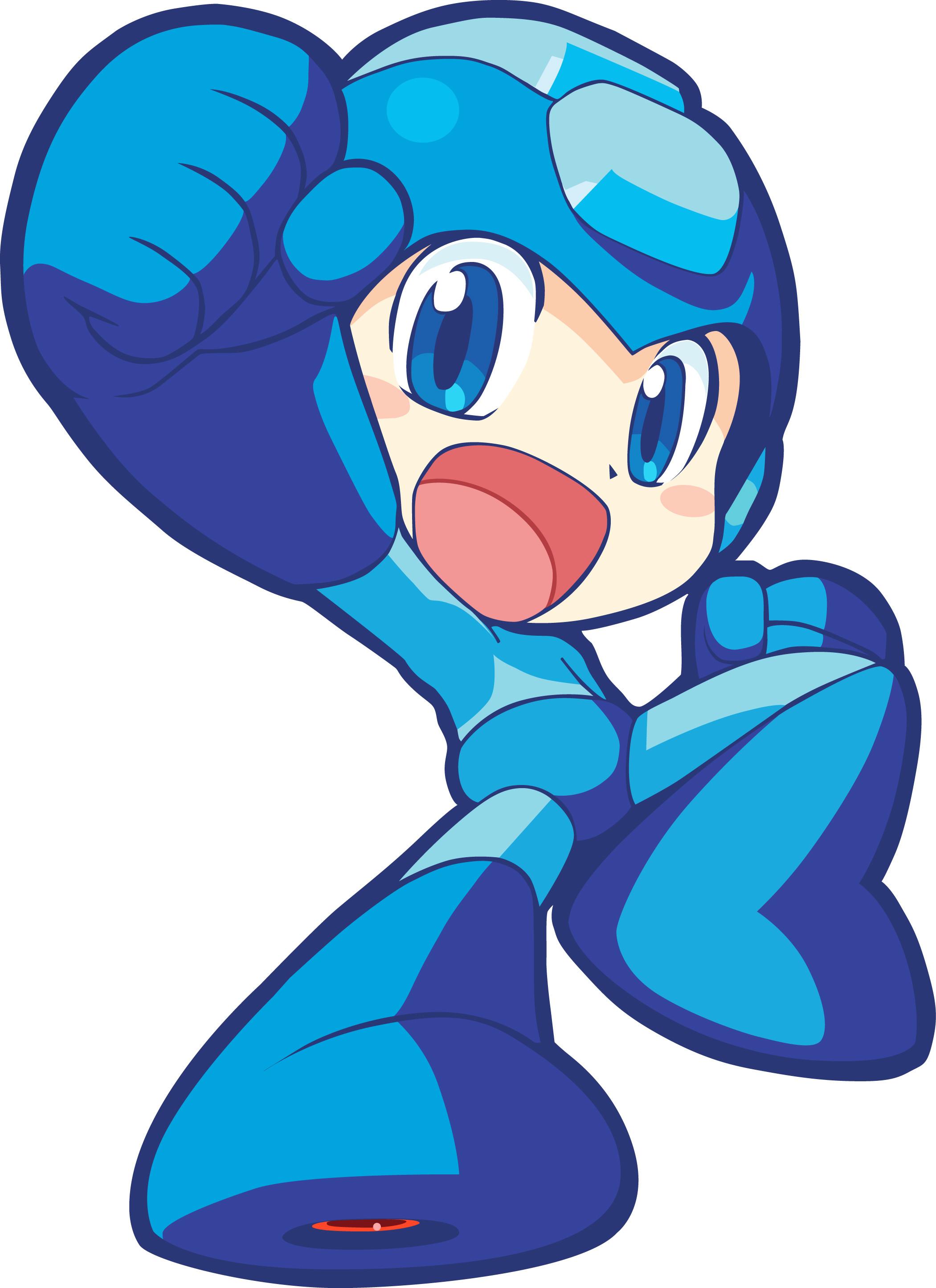 Megaman (Megaman Powered Up)