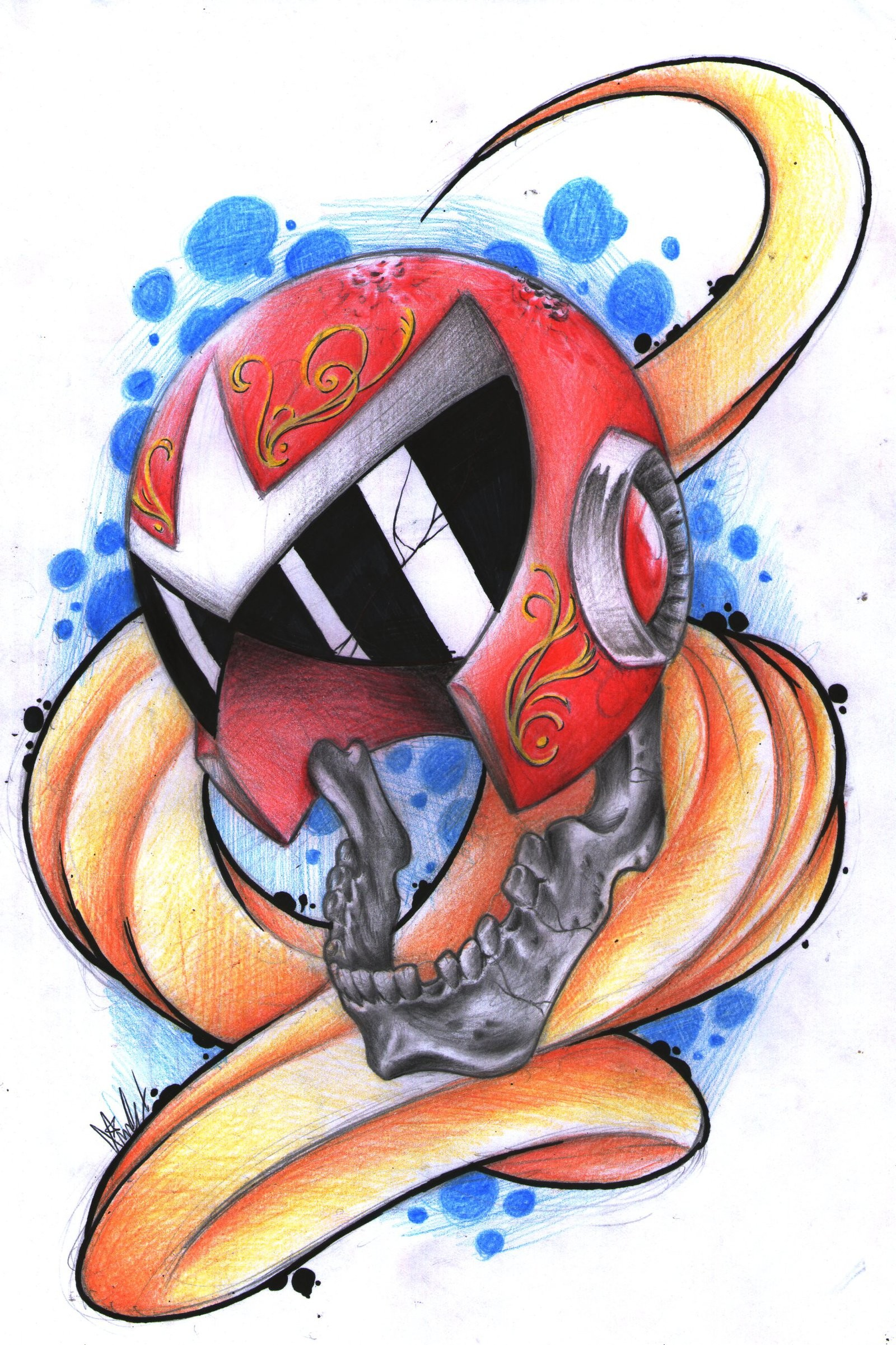 … Protoman (I stand alone, but I will not be broken. by Angel6fdeath