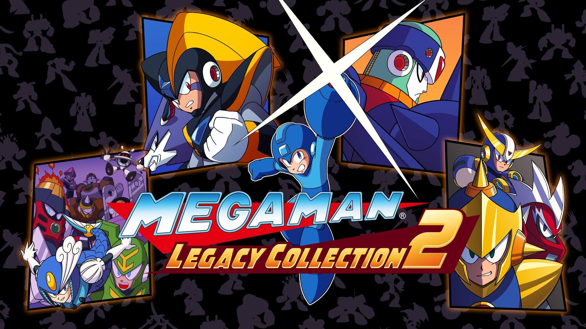 Mega Man Legacy Collection 2 Announced with Nostalgic Trailer | Den of Geek