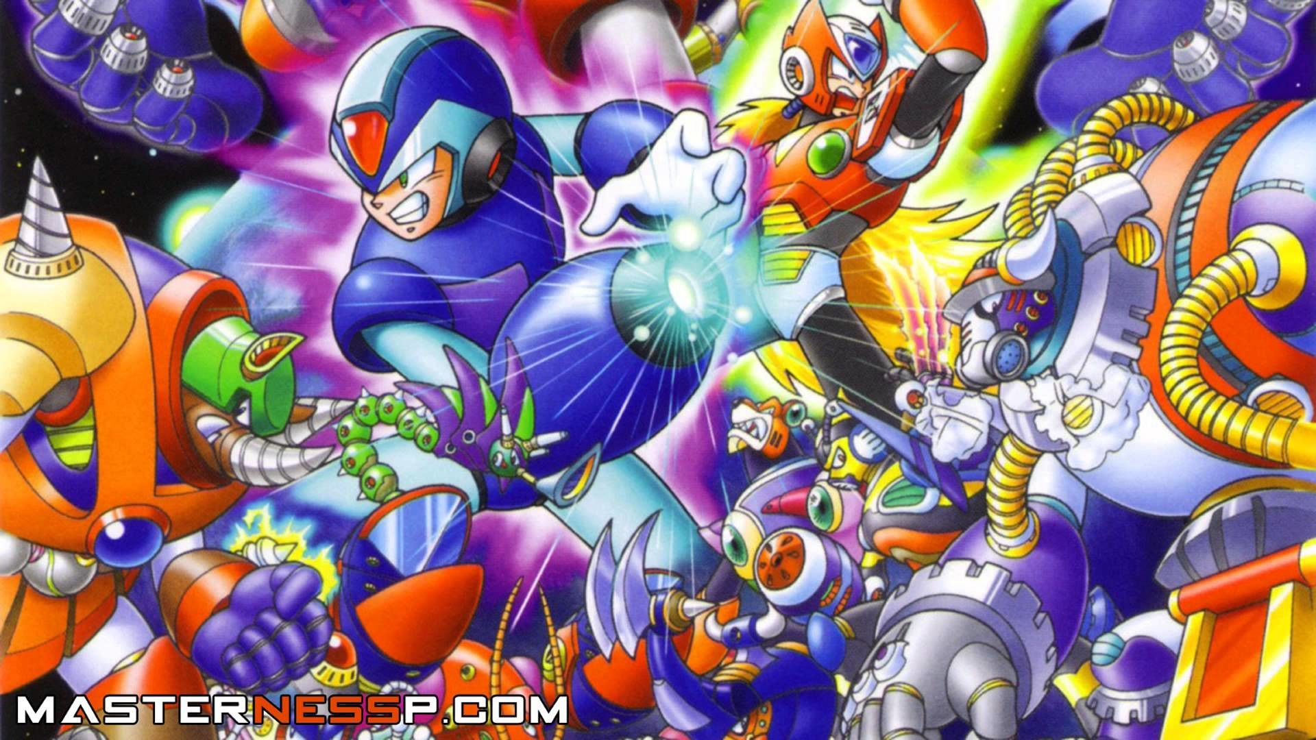 Mega Man X3 OST – First Stage – Game Music – Super Nintendo (SNES) – Song –  VGMusic