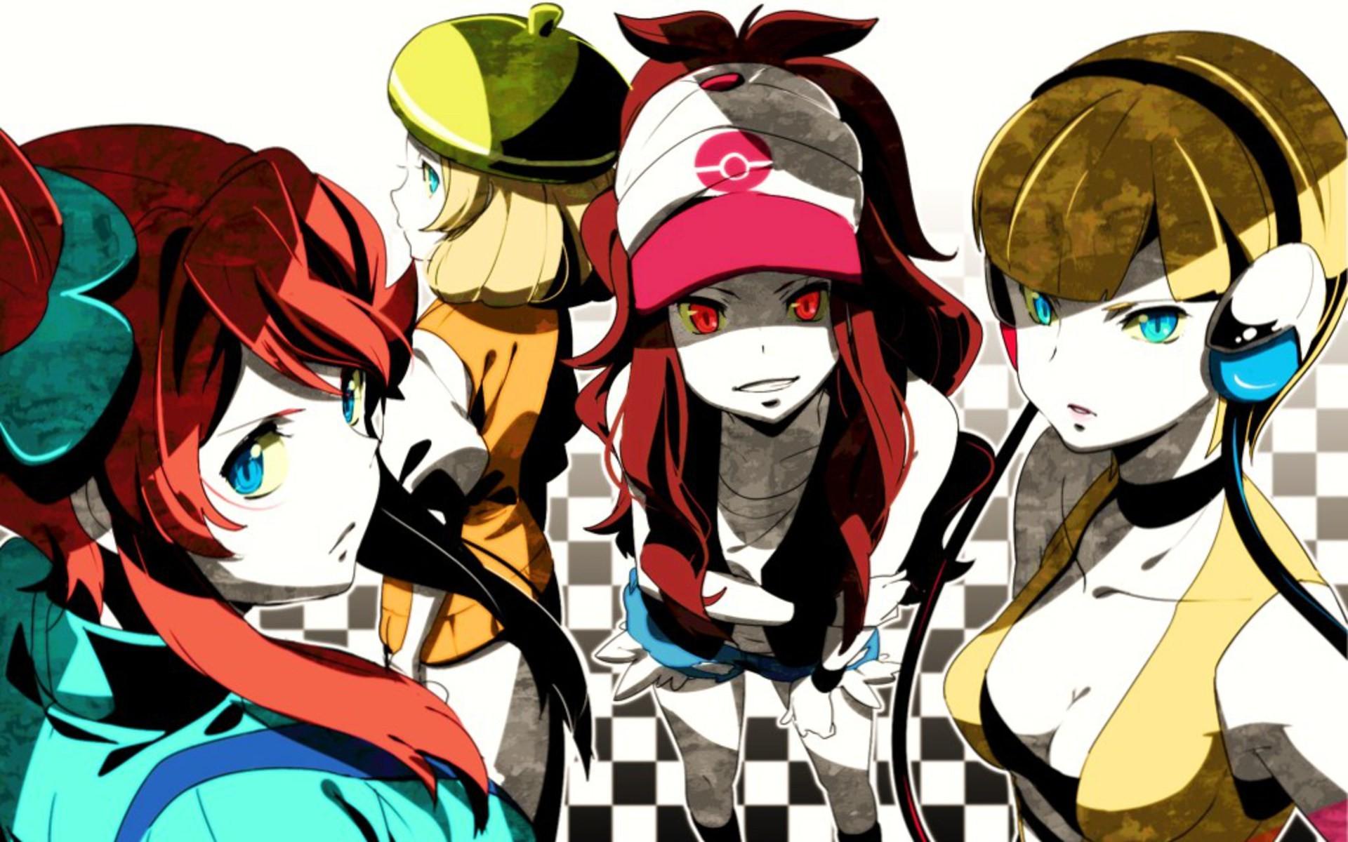 pixel-pokemon-trainer-wallpaper-4.jpg (1920×1200) | Pokemon | Pinterest |  Pokémon