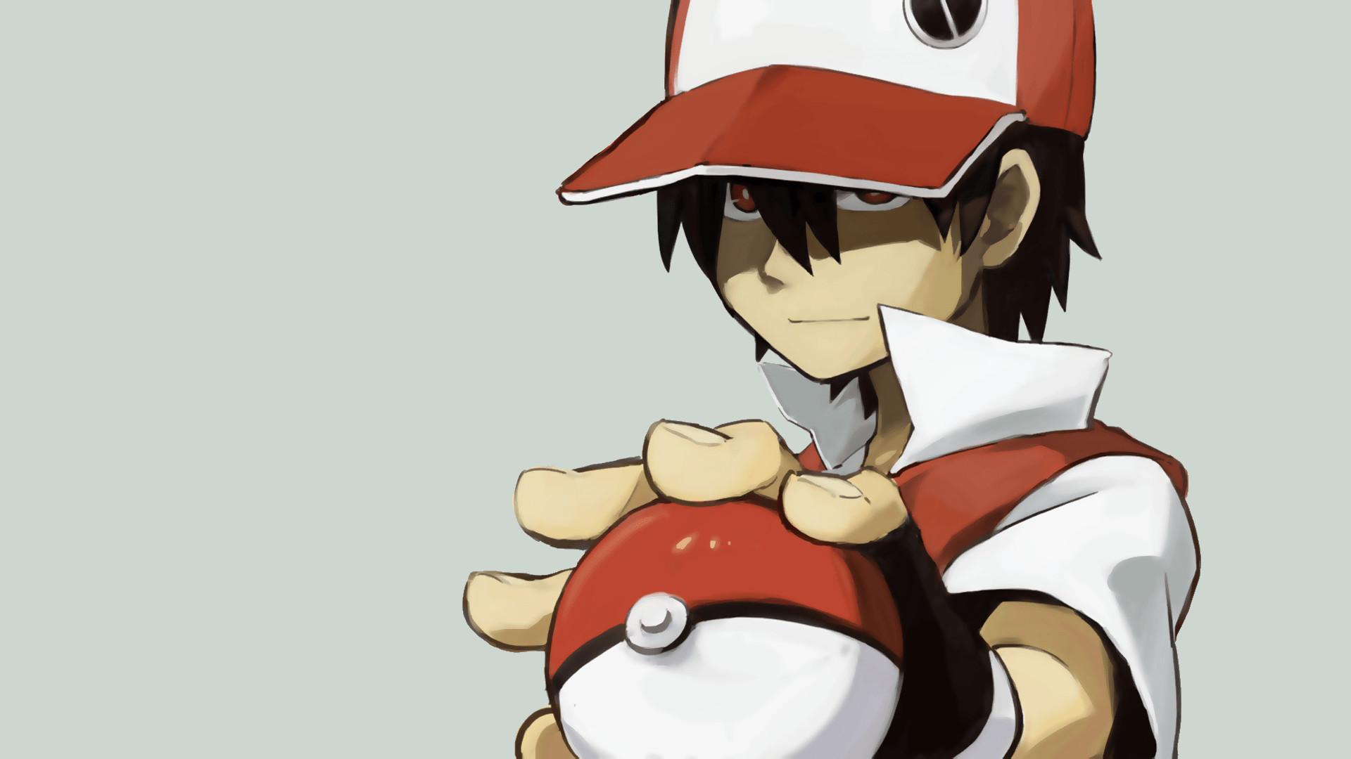 Pokemon Red Wallpaper 57867 Wallpaper | wallpicsize.