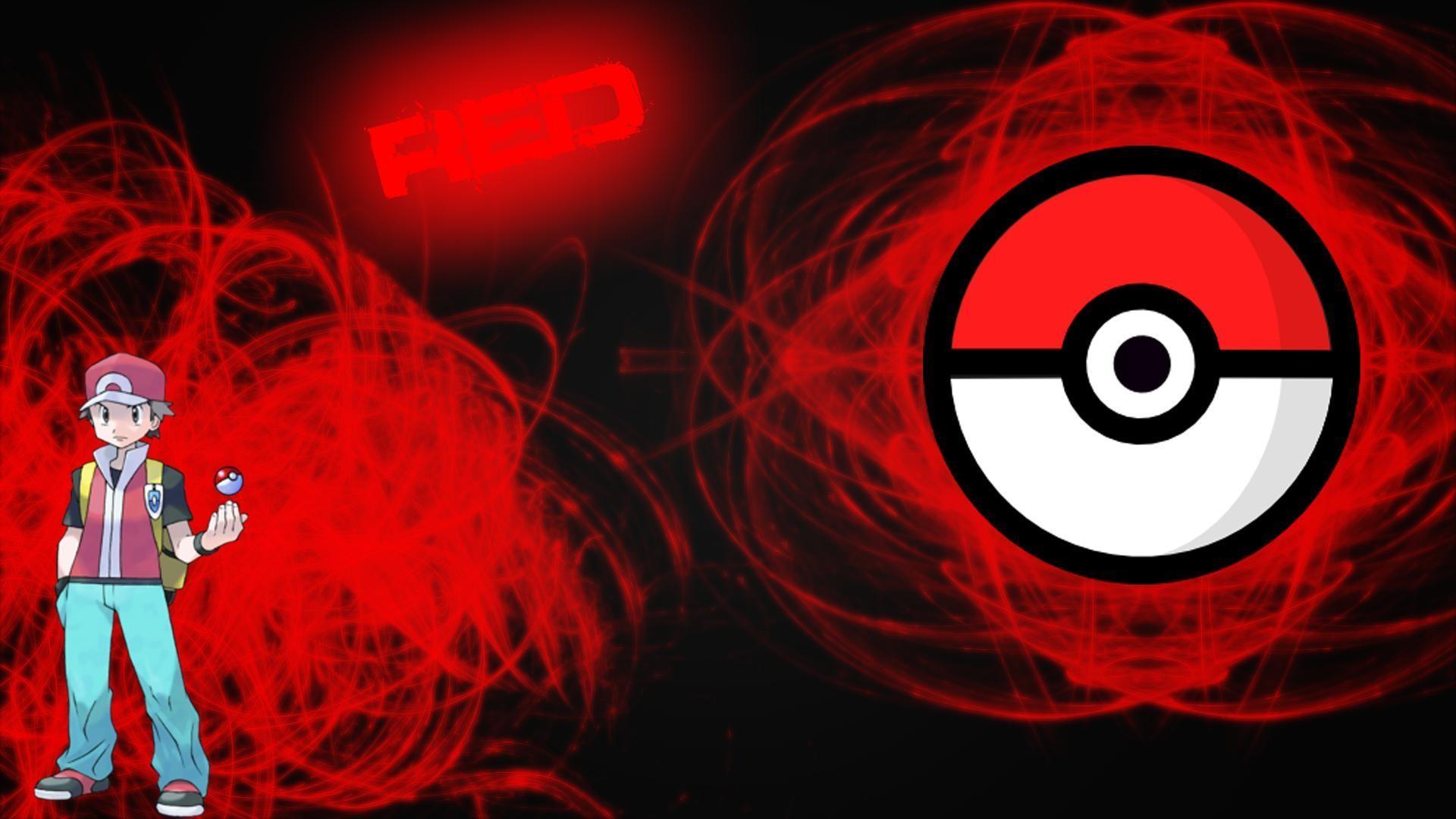 Pokemon Trainer Red by ComettTail on DeviantArt