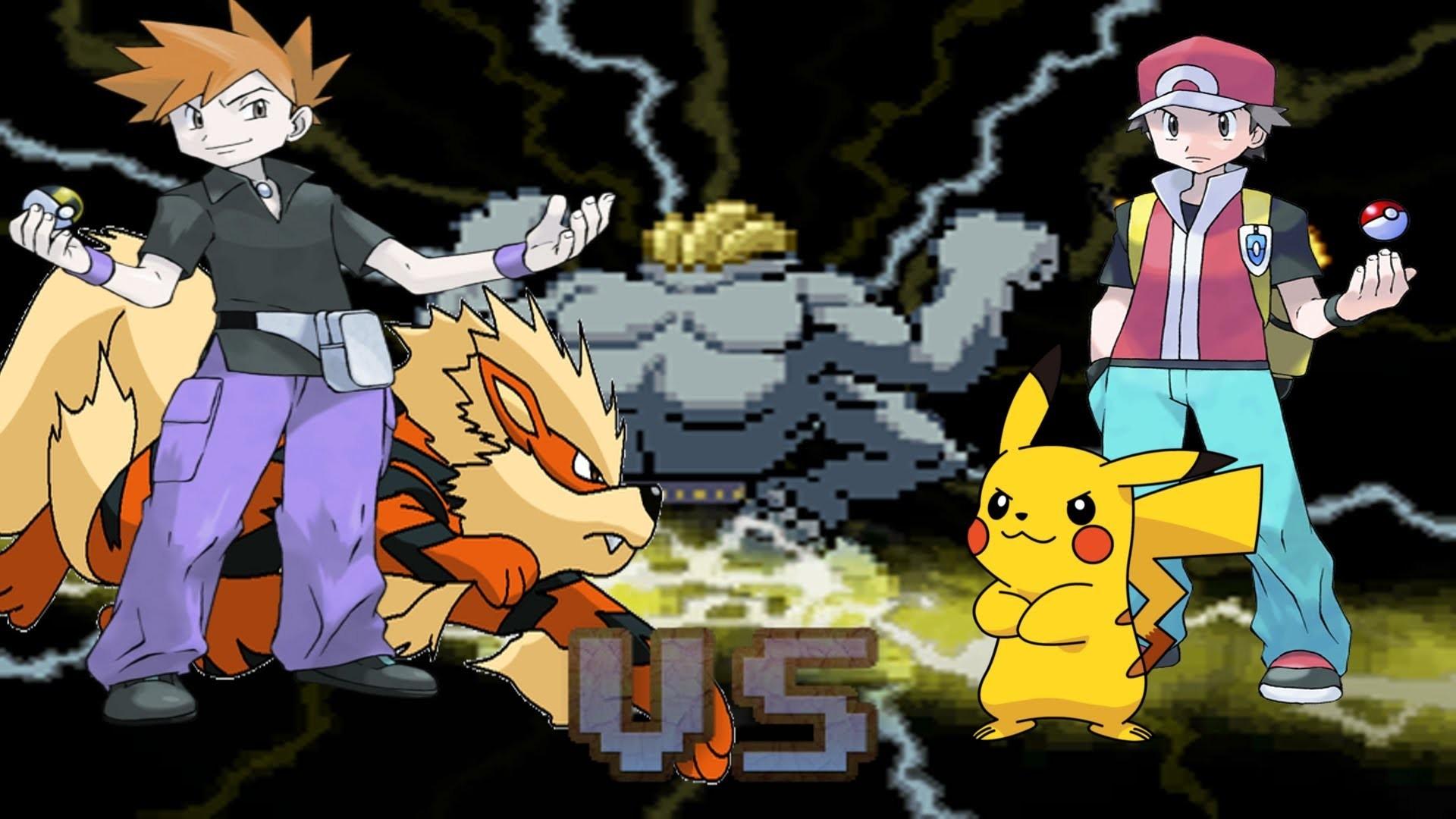 [BW2 Trainer Battle] Pokemon Wi-Fi Battle #131: Red vs. Blue!!! – YouTube