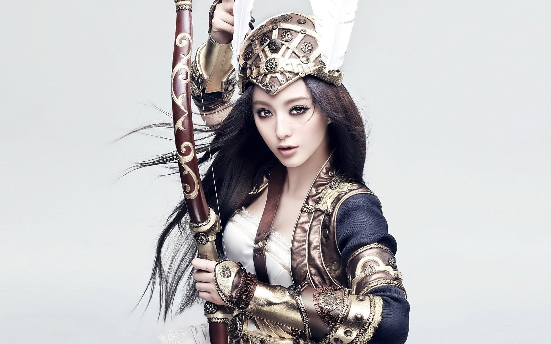 Fantasy Warrior Girl 206135