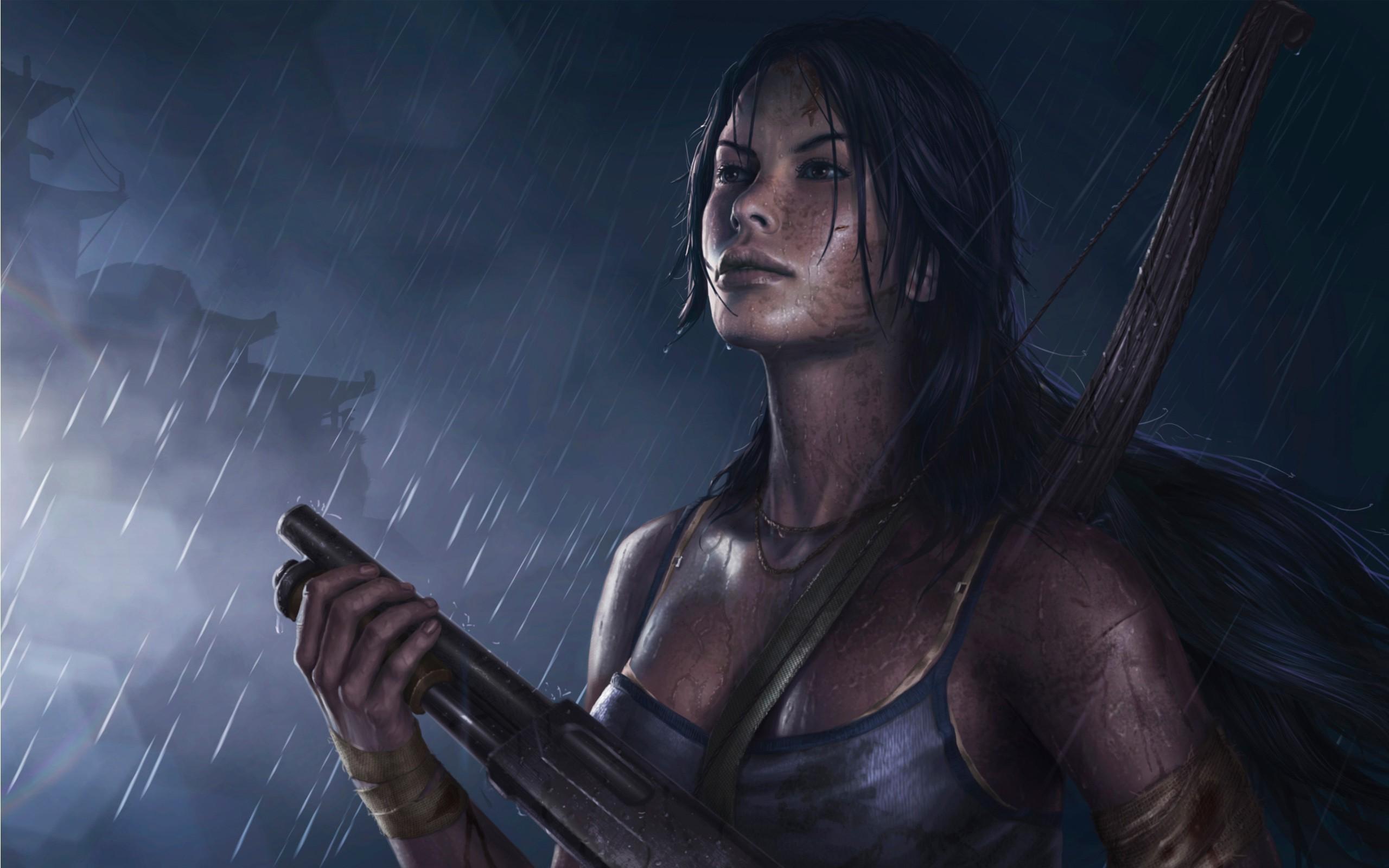 video Games, Video Game Characters, Video Game Girls, Tomb Raider, Lara  Croft