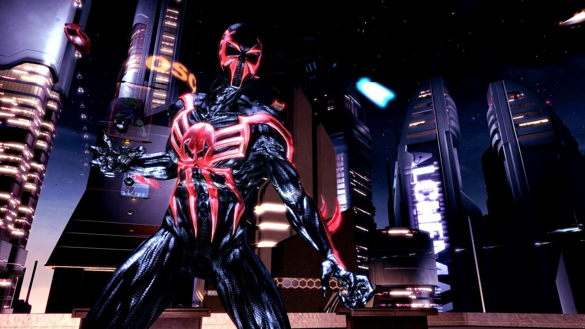 Spider-man 2099 comic books wallpaper