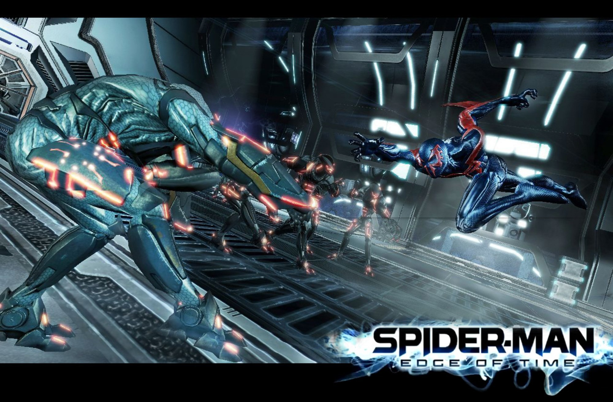 spider man 2099 edge of time wallpaper …