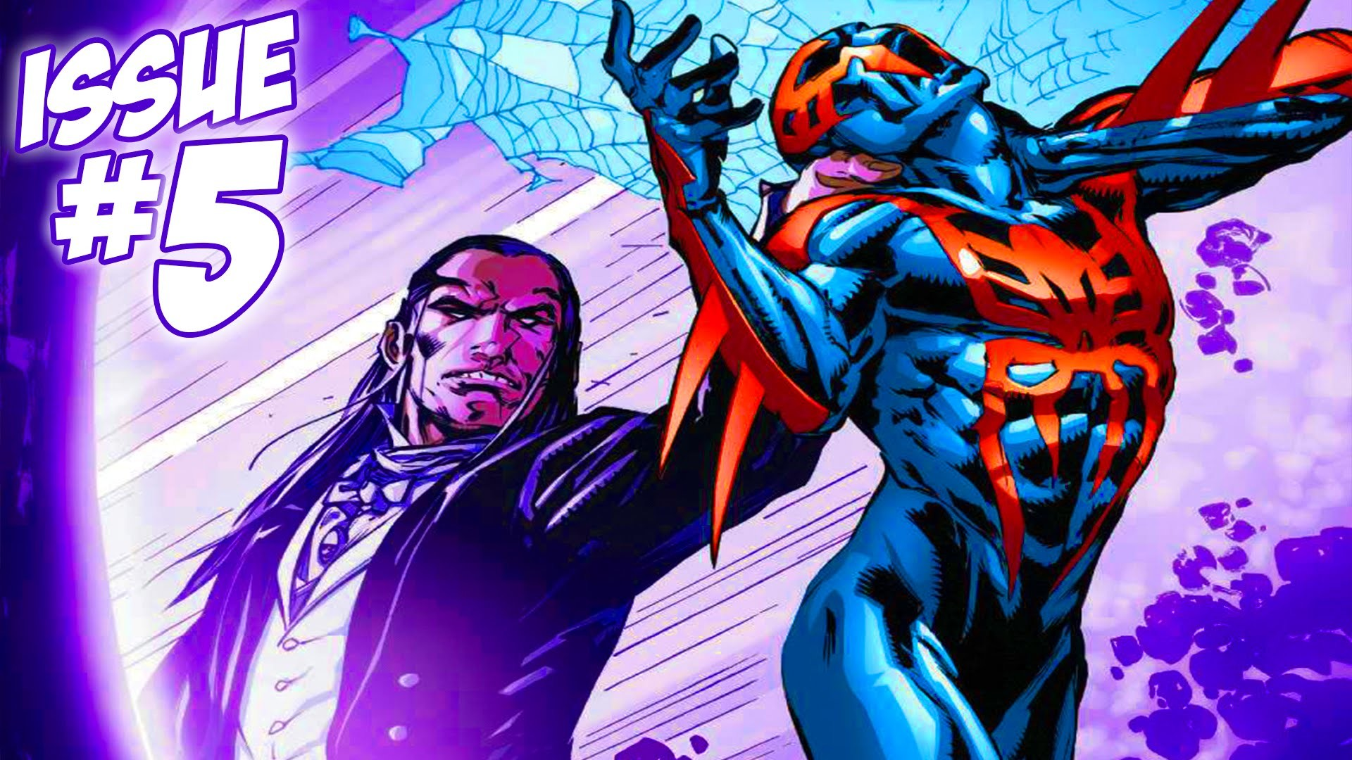 Spider-Man 2099 Issue #5 (Edge of Spider-Verse) Full Comic Review, Giveaway  & WINNER! (2014) – YouTube