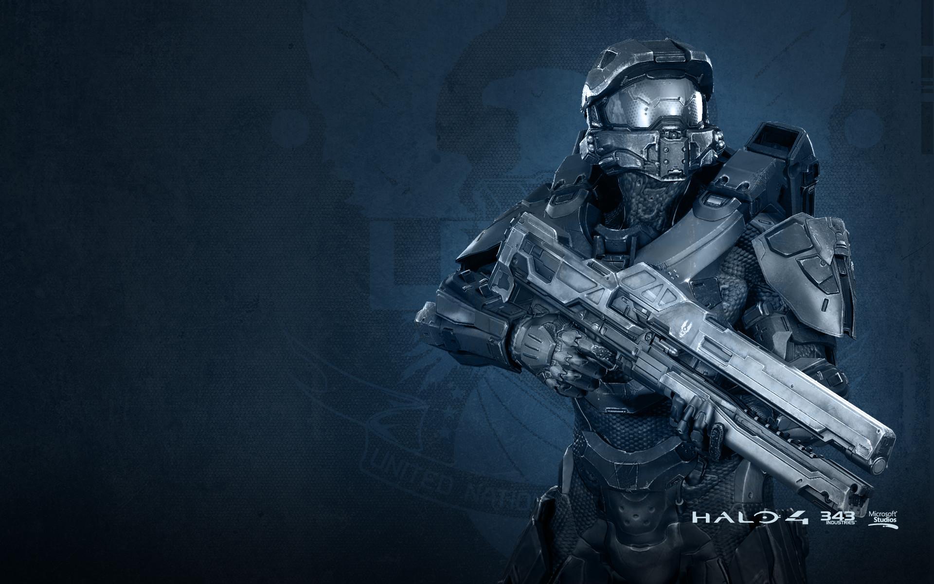 Halo 4 Widescreen Wallpaper