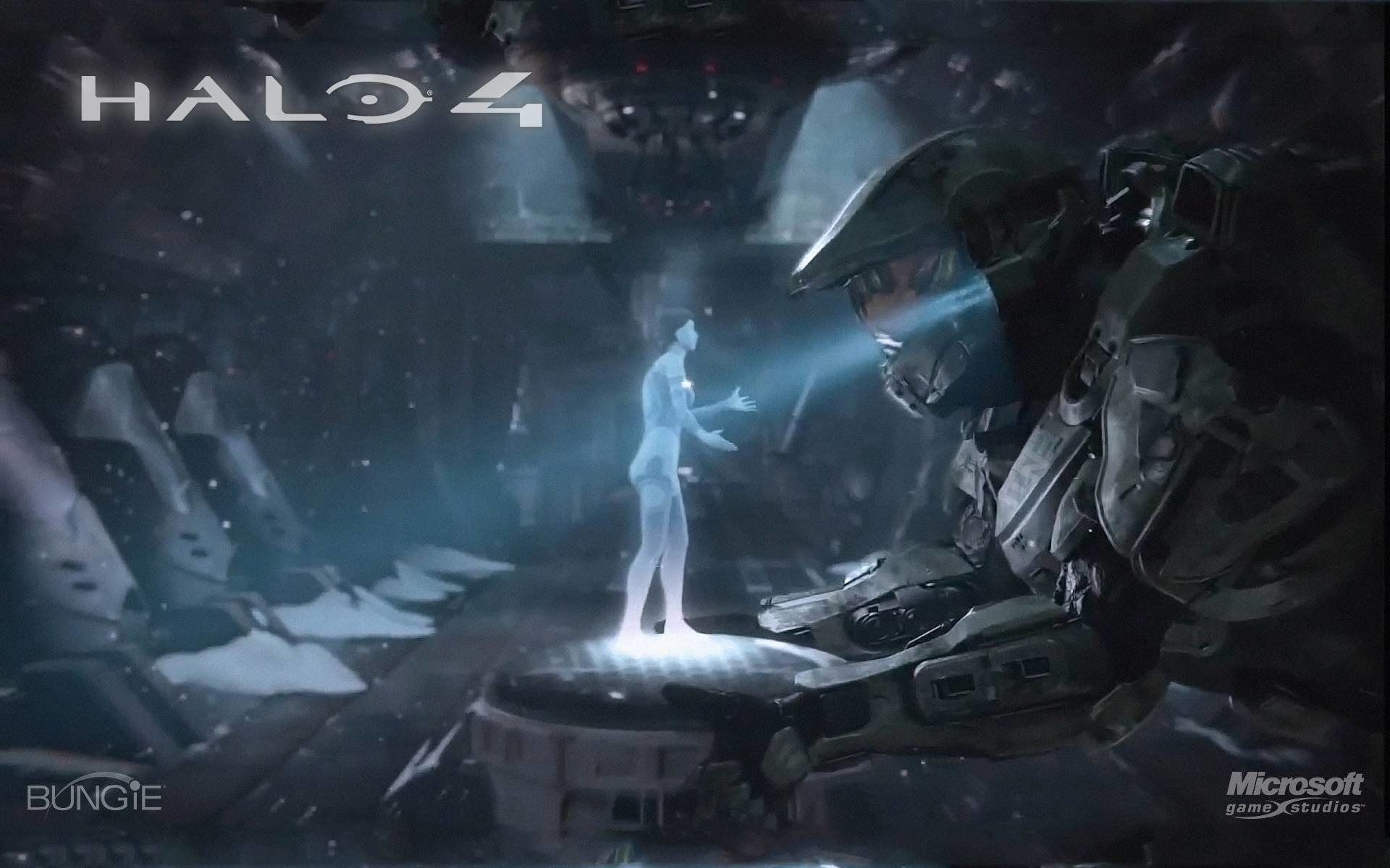 Halo 4 Wallpaper HD Exclusive by Ockre