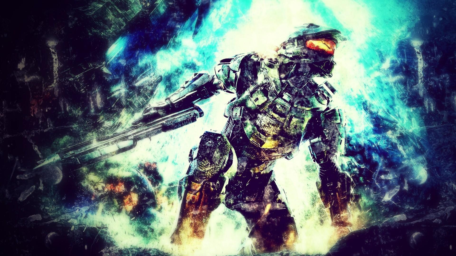 Halo 4 Wallpapers 3, Halo 4 Wallpapers, Desktop Wallpapers .