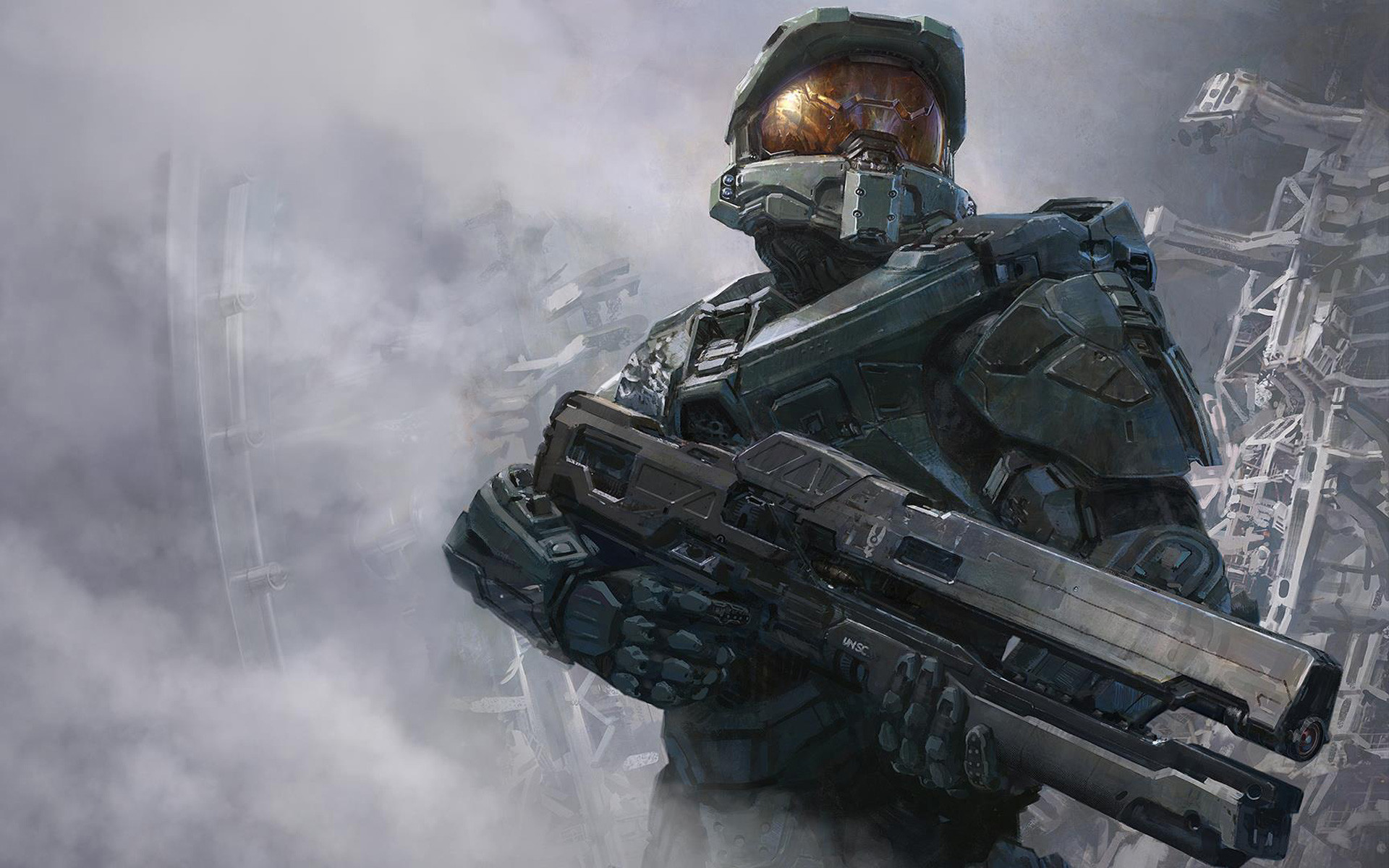 6 Awesome Halo 4 Wallpapers for your Desktop!