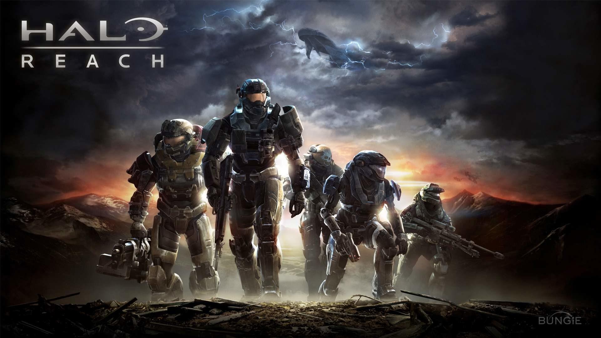 Halo Reach 1080p Wallpaper Halo Reach 720p Wallpaper