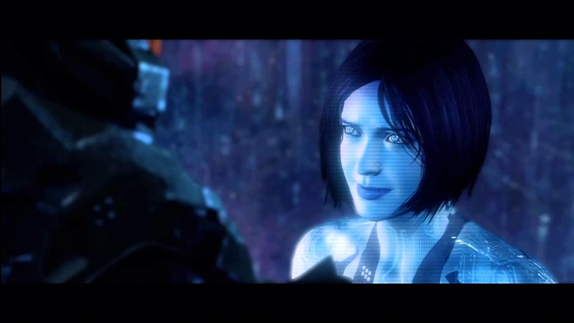 Pix For > Halo 4 Cortana Wallpaper