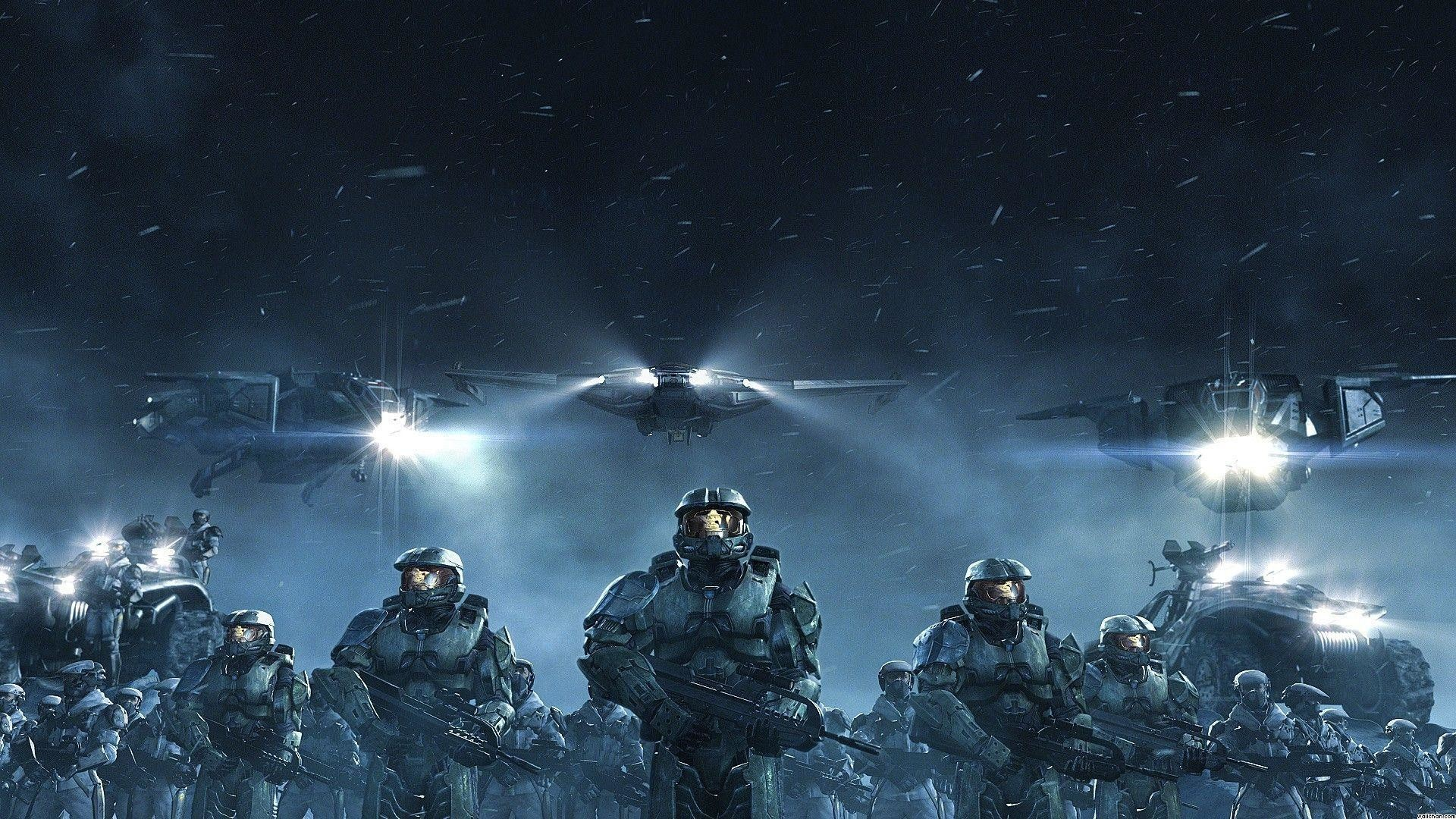 Images For > Halo 4 Spartan Wallpaper
