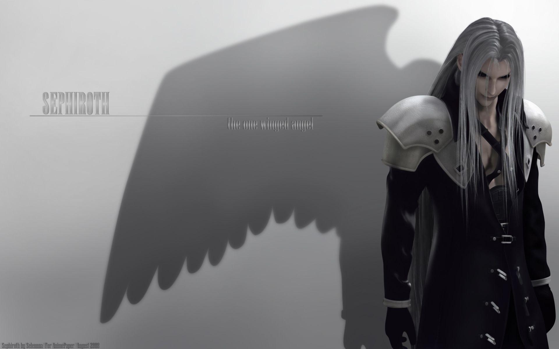 Final Fantasy Advent Children Sephiroth wallpaper 239306
