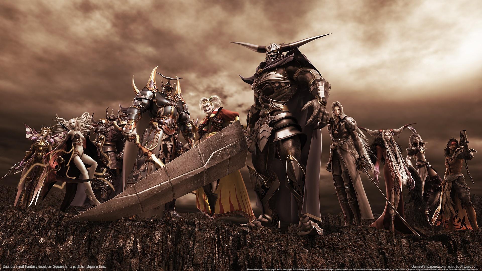 Final Fantasy video games Sephiroth Jecht wallpaper     203152    WallpaperUP