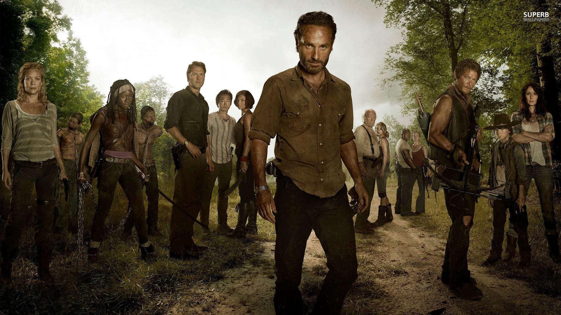 The Walking Dead Wallpaper | The Walking Dead – Wallpaper – Rick Grimes by  RealFinnou on DeviantArt | Pinterest | Rick grimes, Wallpaper and deviantART