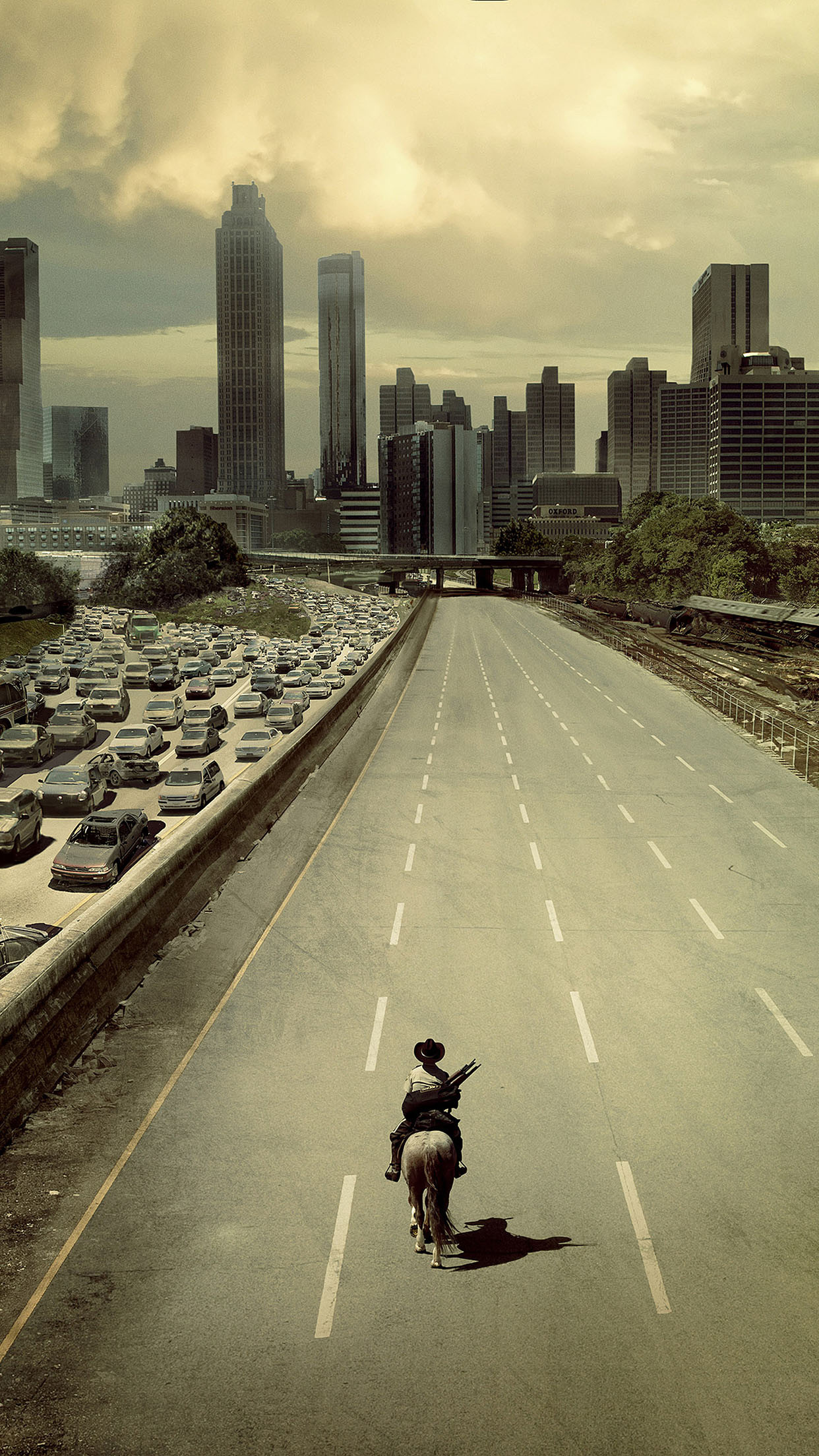 The Walking Dead Wallpaper For Android