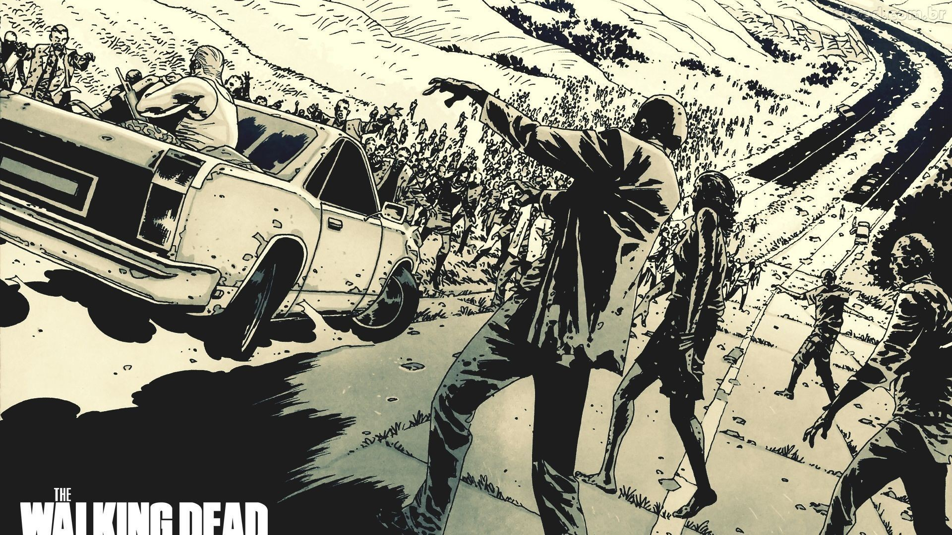 The Walking Dead Wallpapers 1920×1080 (51 Wallpapers) – Adorable Wallpapers