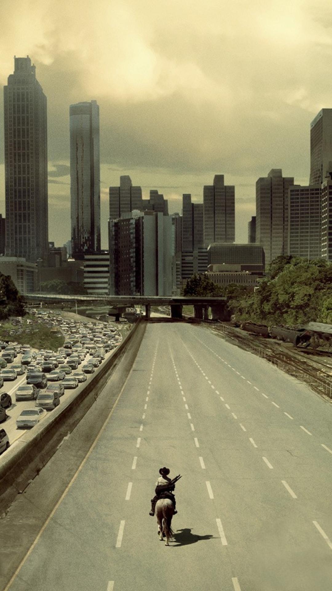 The Walking Dead iPhone wallpaper 5