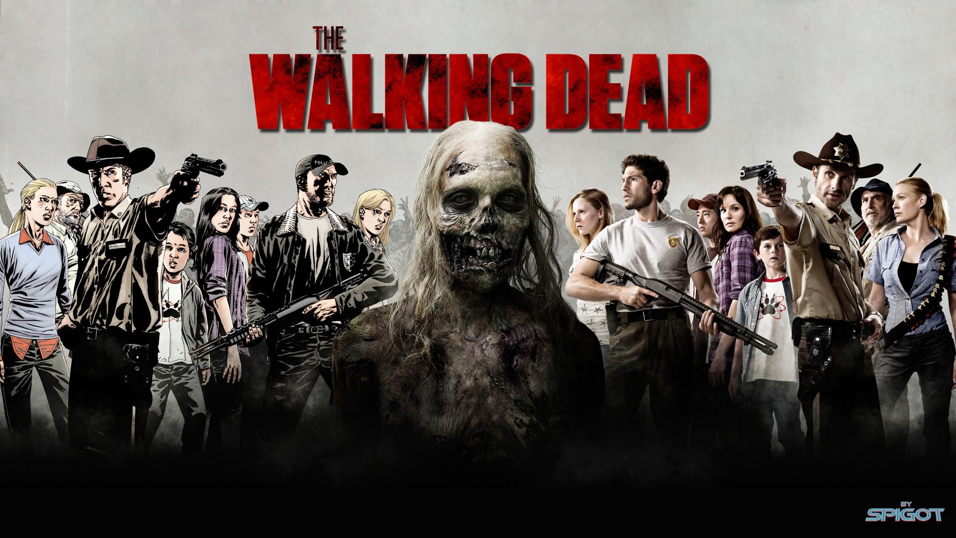 The Walking Dead HD Wallpapers for desktop download