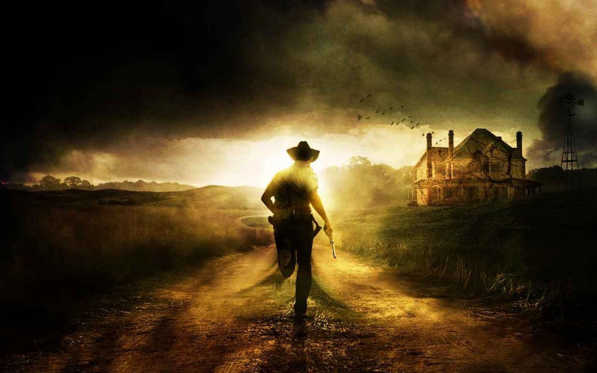 The Walking Dead Background Desktop Wallpaper | HD Wallpaper and .