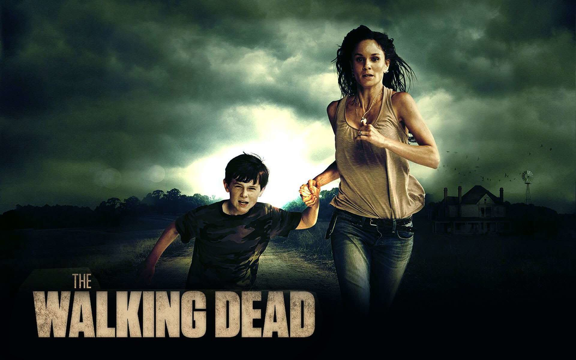 The Walking Dead Wallpaper #6957504