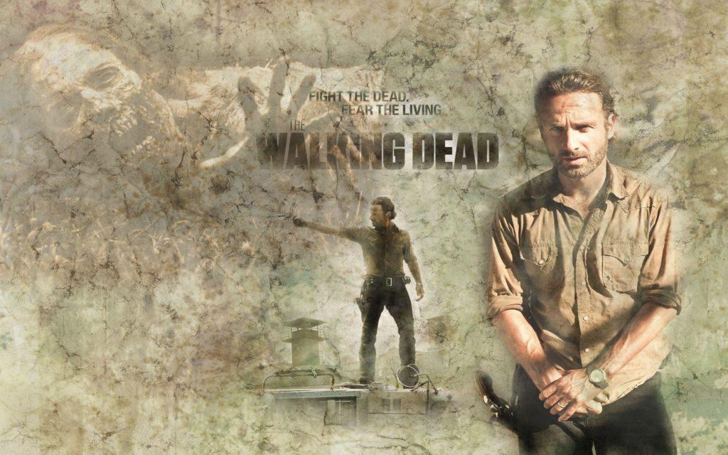 Free Wallpapers – The Walking Dead wallpaper