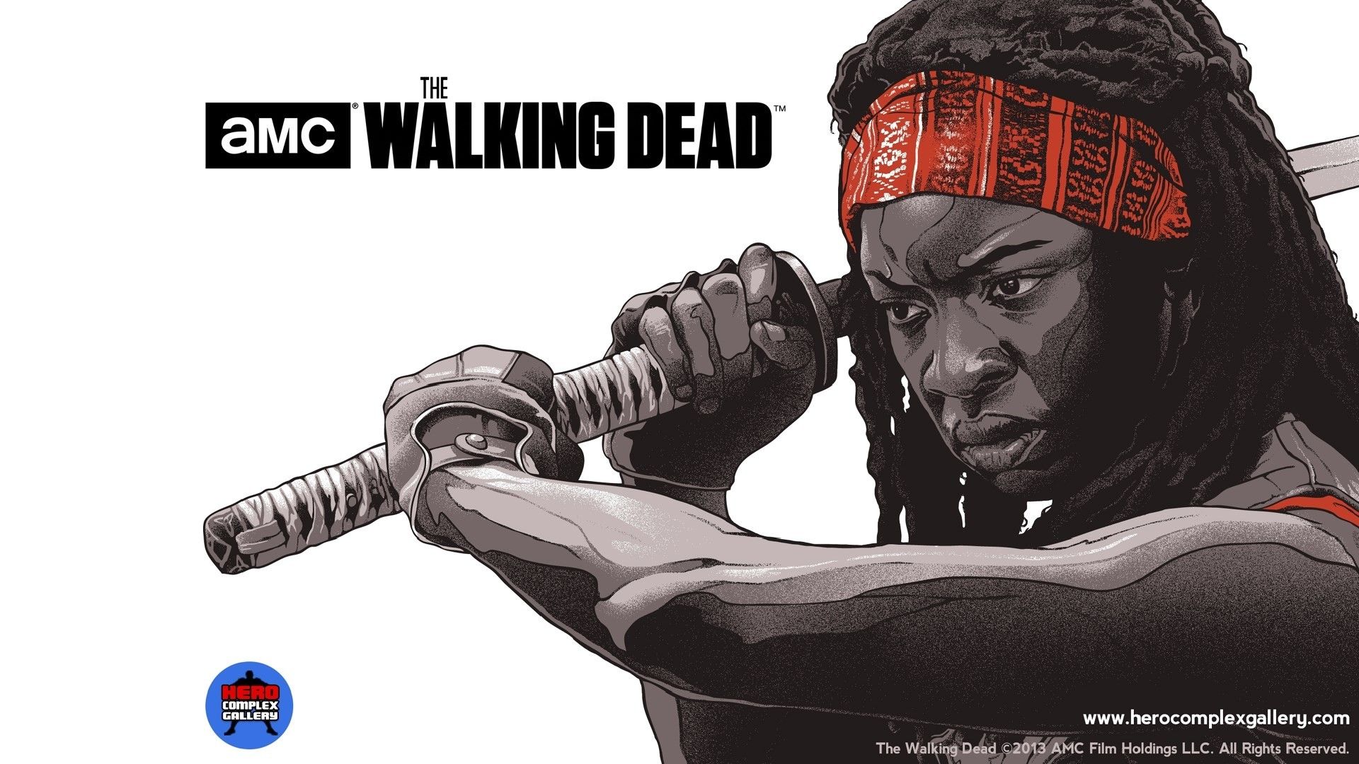free screensaver wallpapers for the walking dead