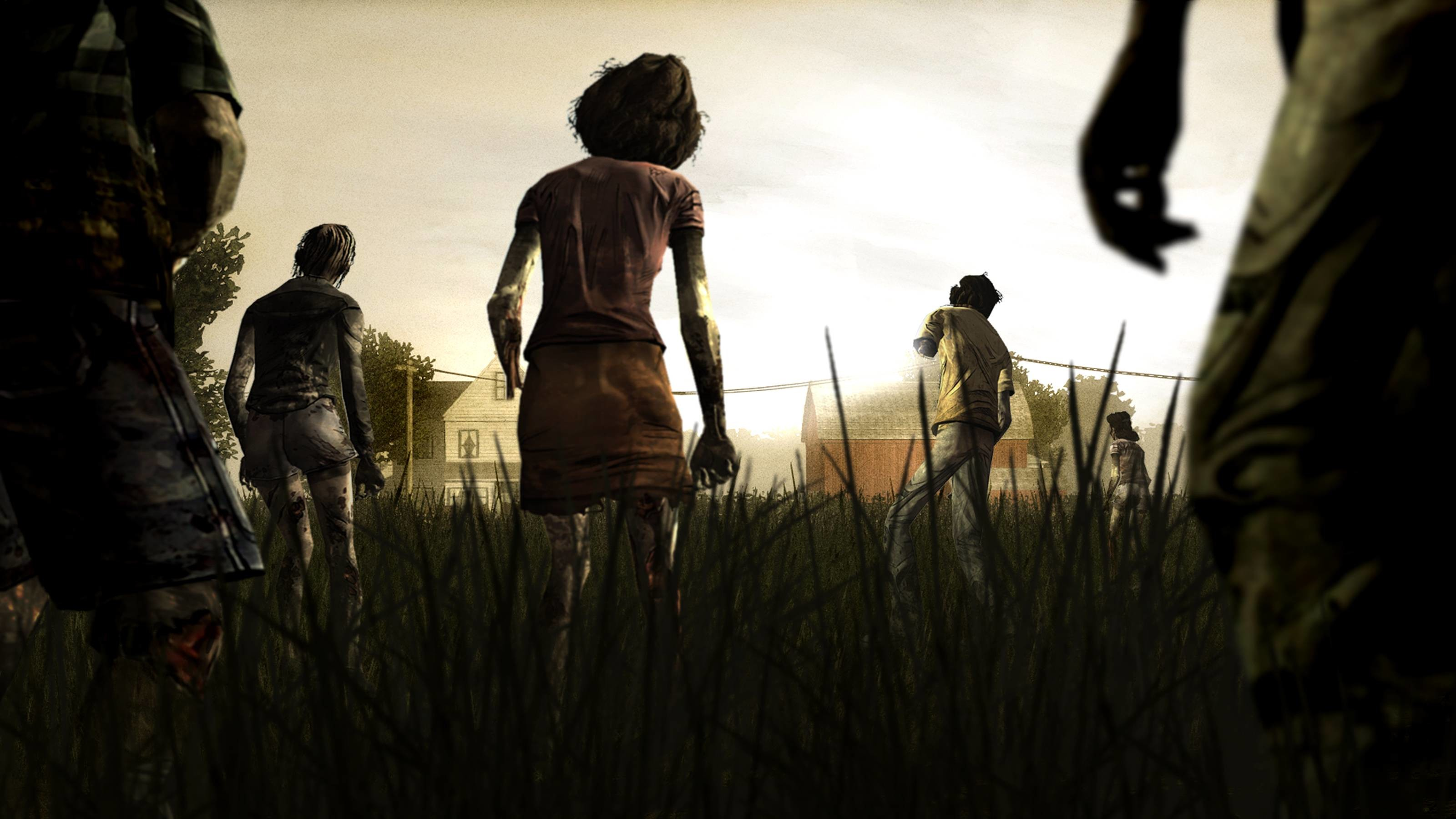 108 Screensavers And Wallpaper Walking Dead