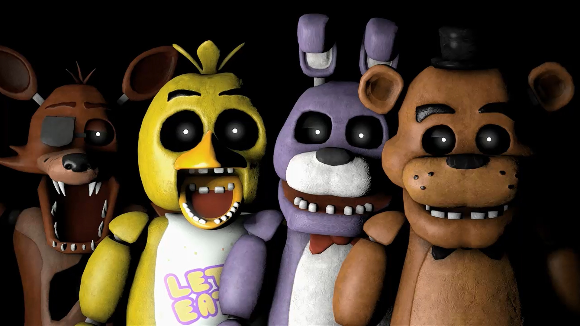 … FNAF Tribute – Blink-and-You-Miss-It Moment