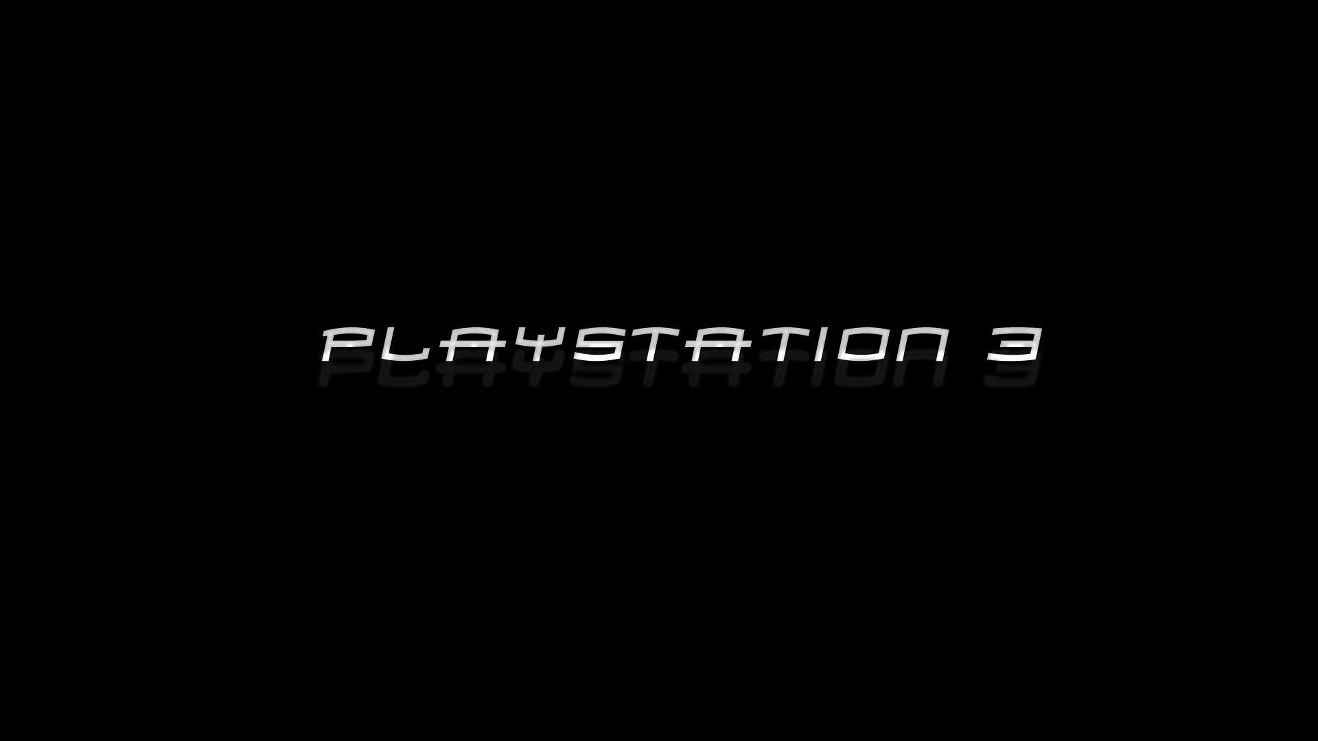 Preview wallpaper ps3, logo, playstation 3 1920×1080