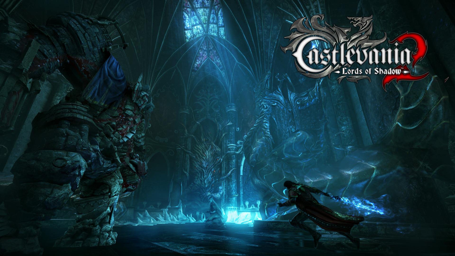 Wallpaper castlevania lords of shadow 2, count dracula, satan,  belmont, alucard