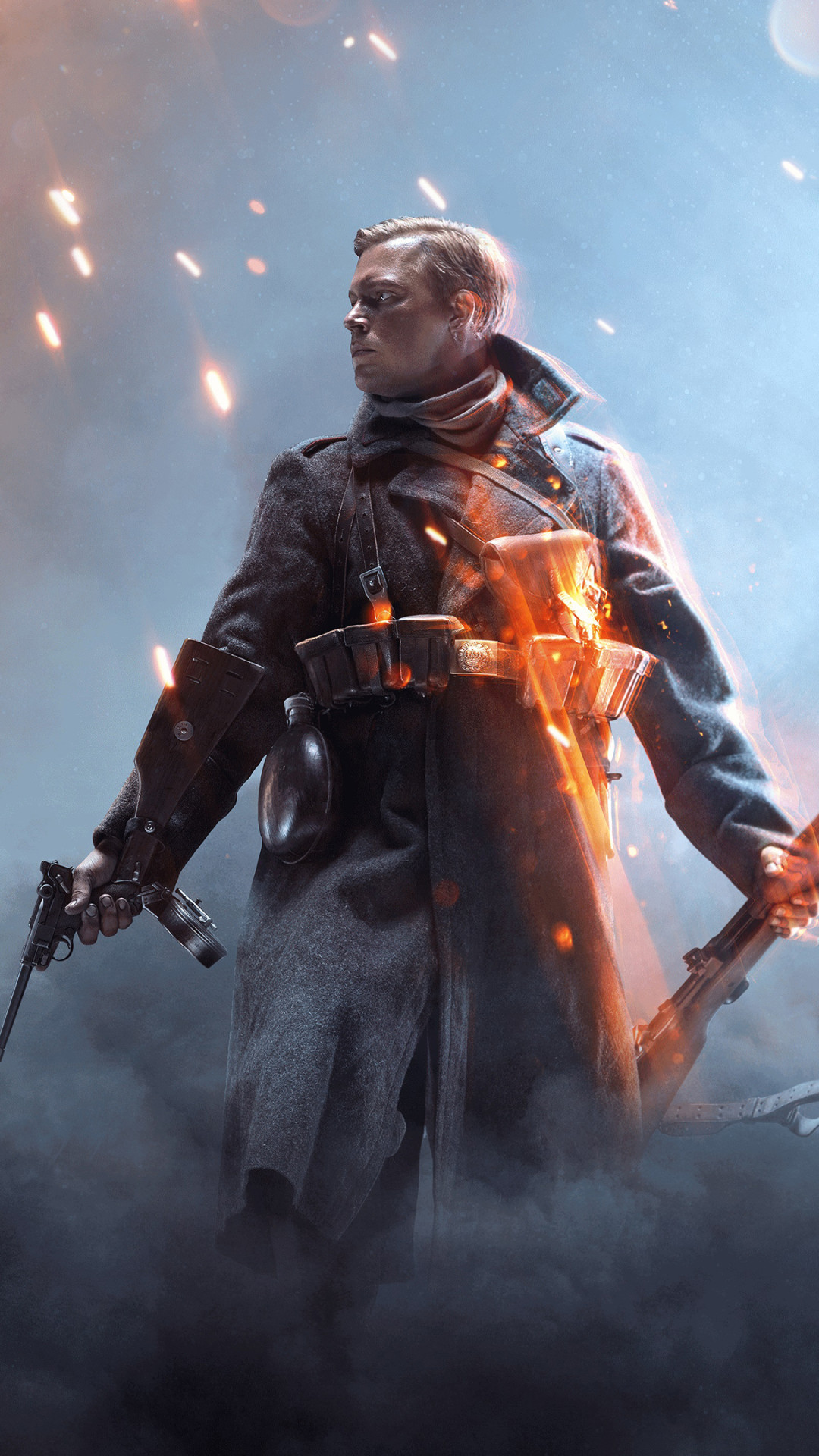 Download this Wallpaper iPhone 5S – Video Game/Battlefield 1 (1080×1920)  for all